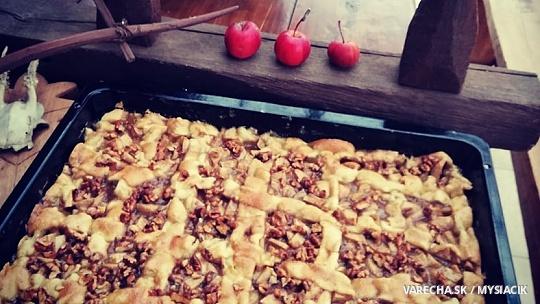 Babičkin jablkový koláč