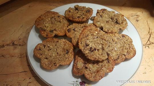 Banánovo-ovsené muffiny (videorecept)