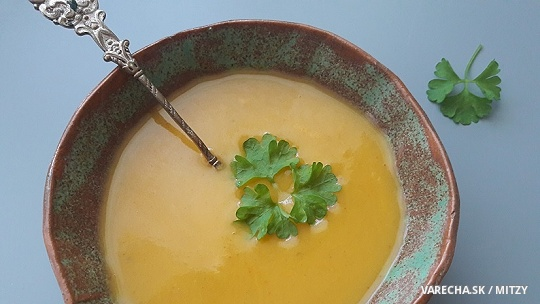 Batátová polievka