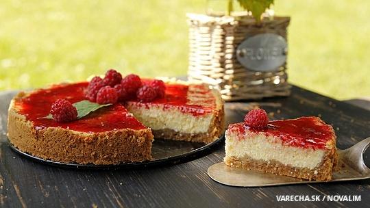 Bezlepkový cheesecake