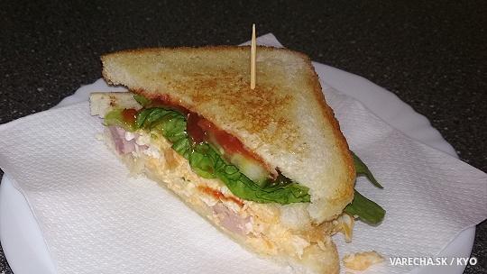 Bolyhos sendvič