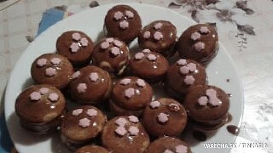 Čokoládové jednohamky