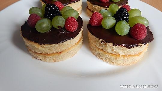 Cuketové tortičky
