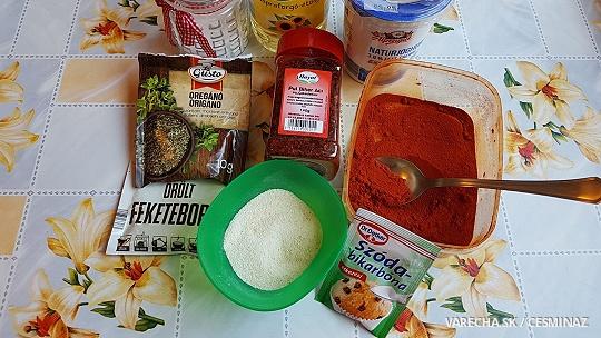 Domáci hovädzí kebab z mletého mäsa