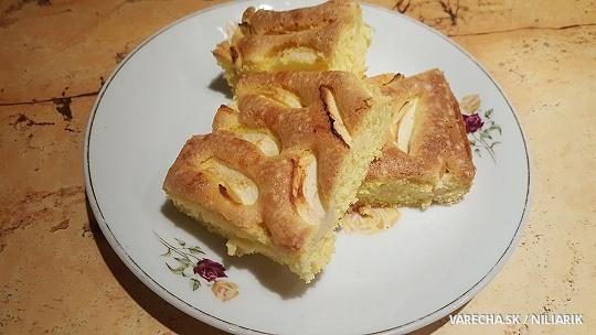 Jablkový koláč | LEN zo 4 ingredencií...