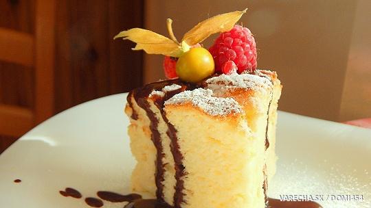 Japonský nadýchaný cheesecake