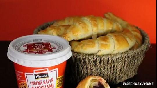 Jemné croissanty (videorecept)