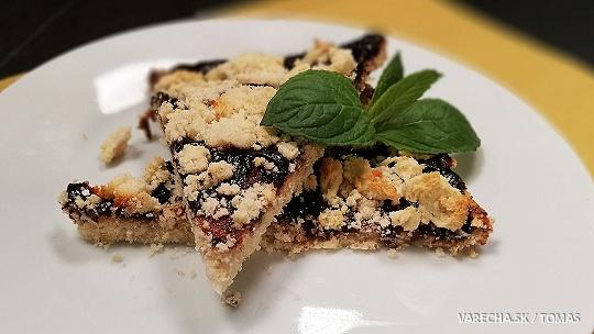 Paleo koláč s mrveničkou (videorecept)
