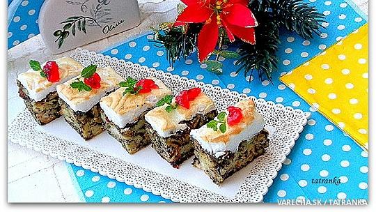 Makovo-pudingové koláčiky z rožkov so...