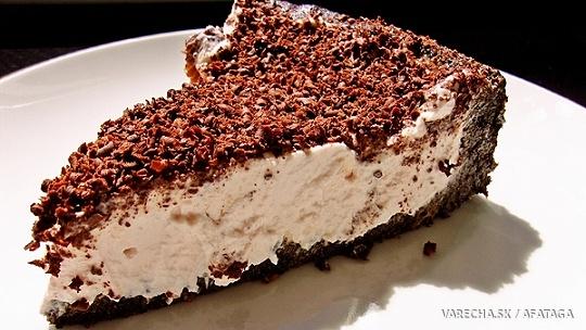 Nepečená makovo-slivkovo-tvarohová torta bez...