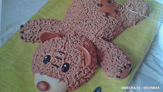 Torta Medvedík