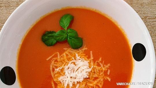 Moja rajčinová polievka