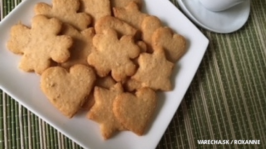 Orieškové sušienky