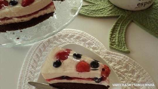 Ovocná torta bezlepková