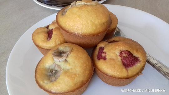 Palacinkové muffiny