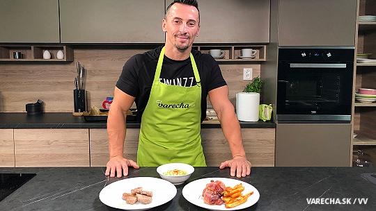 Panenka v slaninke podľa Romana Voláka...