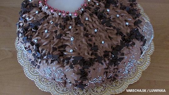 Torta na rodinnú oslavu
