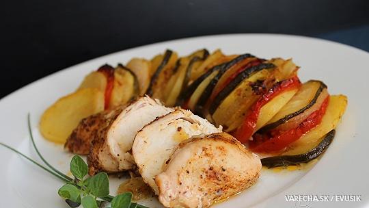 Pečená zelenina alebo Ratatouille č.2