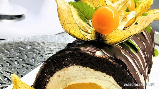 Pomarančovo-vanilkový tunel