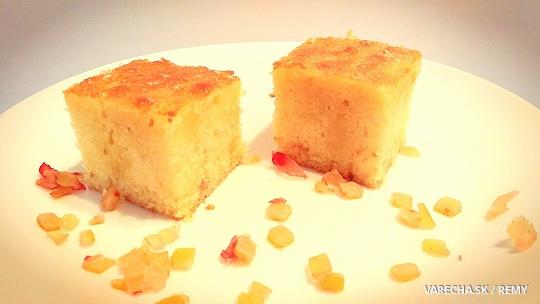 Pomarančový koláčik