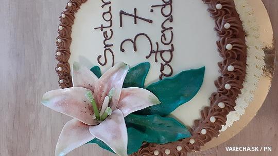 Torta Princezná z Krka