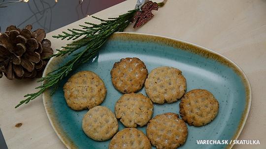 Tĺčikové sušienky