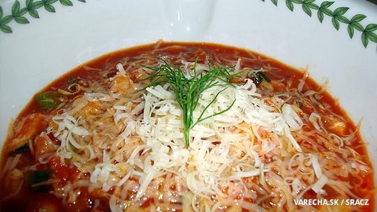 Toskánska fazuľová polievka so šalviou