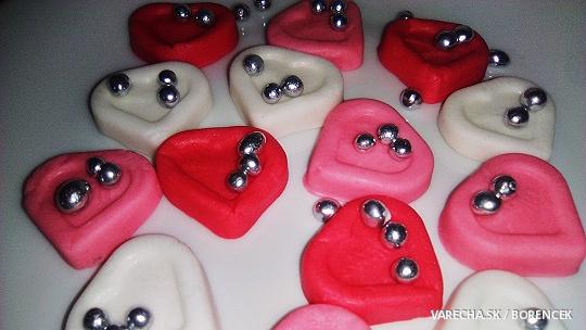 Valentínska bonboniéra