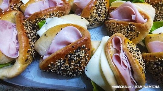 Vreckové sendviče