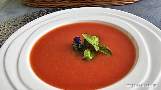 Výborná jednoduchá paradajkovo-bylinková...