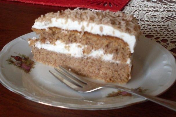 Výsledok vyhľadávania obrázkov pre dopyt Bezlepková torta z gaštanového pýre