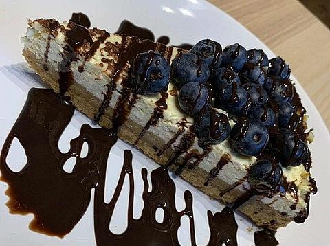 Cheesecake z tvarohu