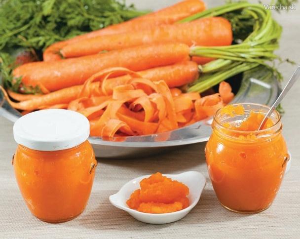 Výsledok vyhľadávania obrázkov pre dopyt mrkvový džem