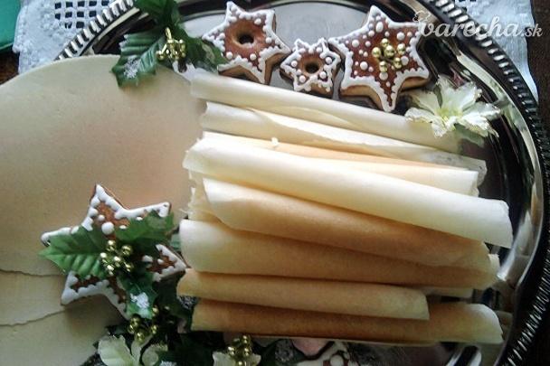bc8b31f3a Bez oblátok nemôžu byť Vianoce: 10 receptov na chrumkavé dobroty