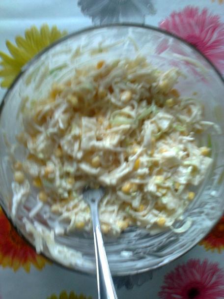 Salat ananas por zeler