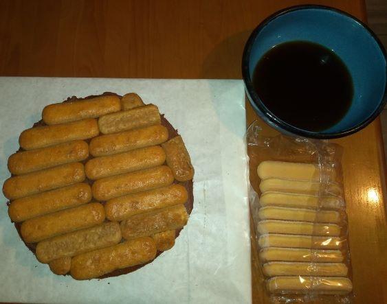 Šťavnatá čokoládová torta s mascarpone krémom a mandarínkami (fotorecept) -  obrázok 6 a23ed439386