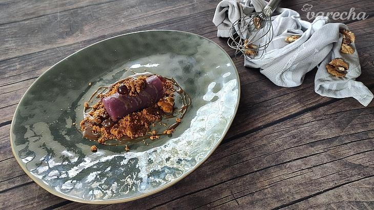 Jednoduchý vegánsky hroznový dezert len z dvoch surovín (videorecept)