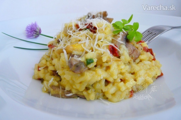 Recept - Risotto so špargľou