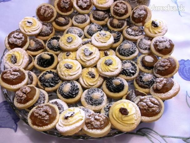f323621c6c Svadobné (ne)kysnuté koláče - Recept