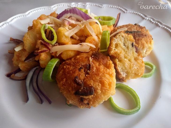 Švábsky zemiakový šalát