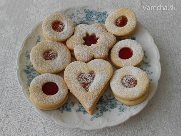 06dd11924 Lepené viedenské koláčiky Spitzbuben bezlepkové (fotorecept) - Recept
