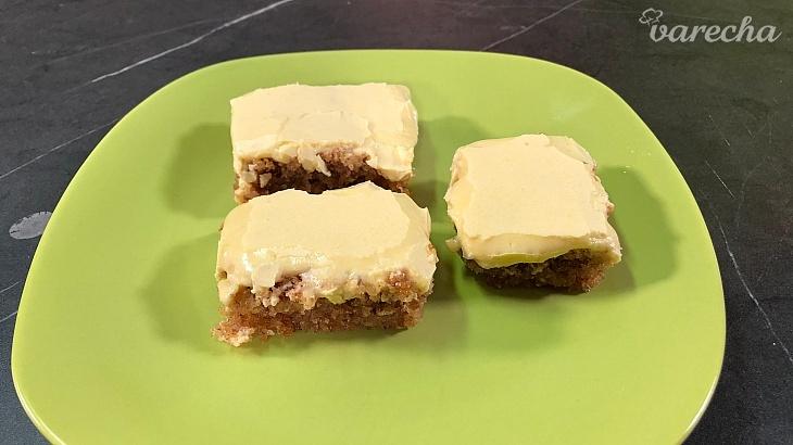 Žltý koláč Kataríny Brychtovej (videorecept)