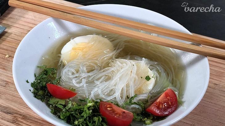 Falošná čínska polievka (videorecept)