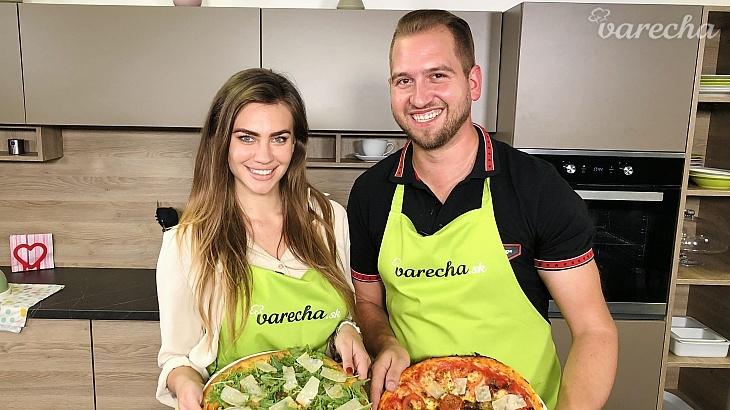 Manželská pizza Tomečkovcov (videorecept)