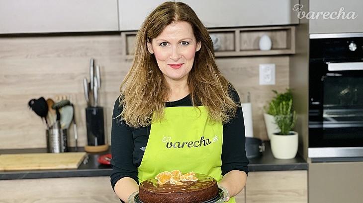Mandarínkový koláč Katky Brychtovej...