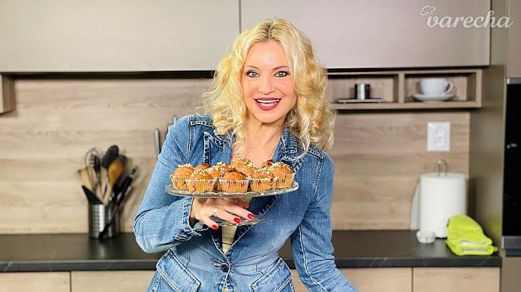 Bezlepkové muffiny podľa Marcelly Molnárovej...
