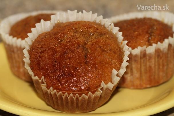 685d61b2bd0a Citrónové muffiny (vegan) - Recept