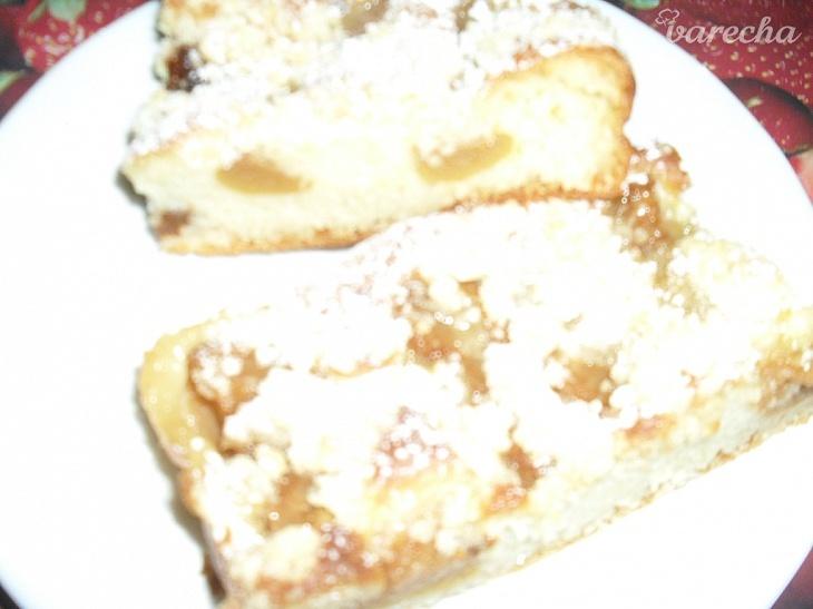 Kysnutý ovocný koláč