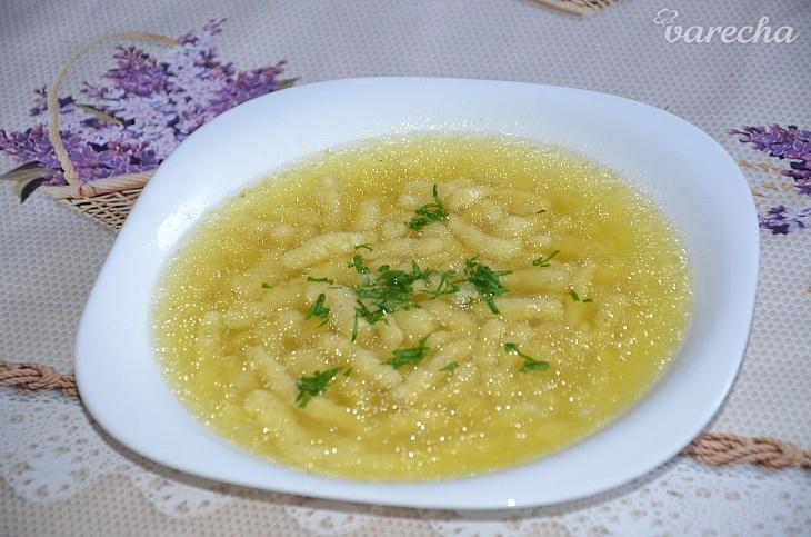 Vegetková polievka do 15 minút
