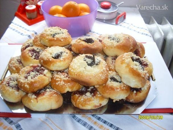 93f1d12100 Hanácke koláče (fotorecept) - Recept